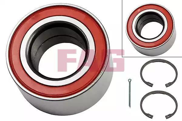 Комплект подшипника ступицы колеса FAG 713 6441 90